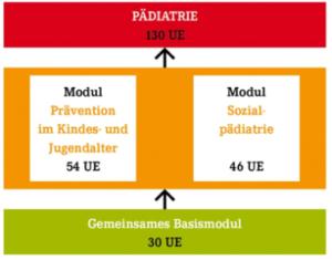 Fortbildungscurriculum PÄDIATRIE – Prävention im Kindes- und Jugendalter / Sozialpädiatrie