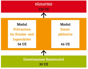 MFA-Fortbildungscurriculum PÄDIATRIE - Prävention im Kindes- und Jugendalter/ Sozialpädiatrie